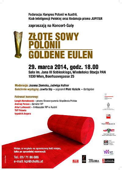 Gala Złotych Sów 2013