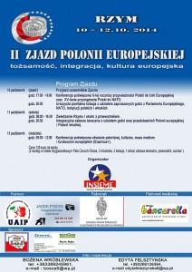 ZjazdPoloniiEuropejskiejRzym2014